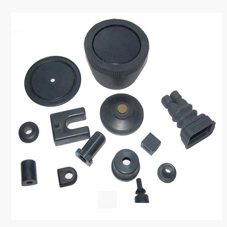 Factory customized OEM and ODM professional silicone rubber NR NBP SBP EPDM parts / components / sundries of industry products