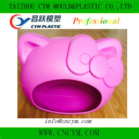 Eco-Friendly Durable plastic Cat&Dog pet kennel
