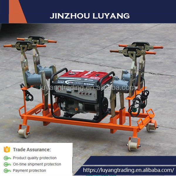 Railway Construction Track Ballast electric tamping rammer unit