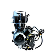 Water Cool Motorcycle Engine 200CC for Tricycle