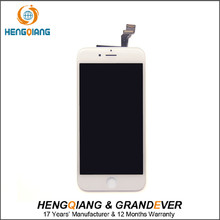 Replacement parts lcd display assembly for iphone 6