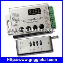 RF RGB LED Strip controller Flashing led light controller