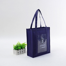 New Products bags made of recycled materials, cheap promotional bags, advertise non woven shopping bag