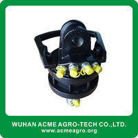 HIgh effciency small hydraulic t rotator for log grapple china suppliers