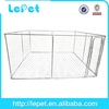 low MOQS chain link rolling GALVAN CHAIN LINK PET PEN