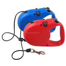 Retractable dog leash retractable cable leash for dogs