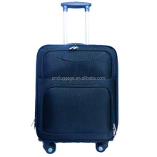 3 Pcs Set Nylon Trolley Luggage with Good Price