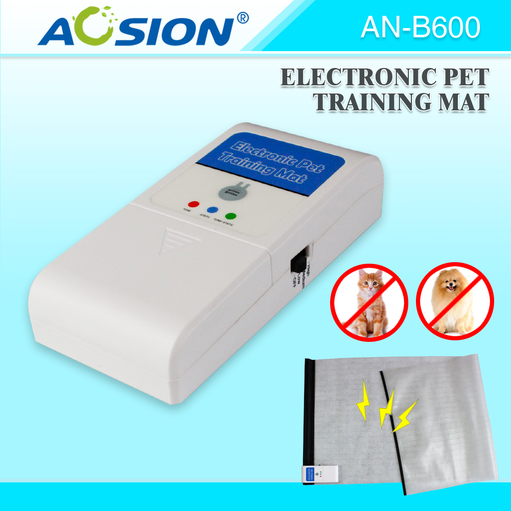 Electronic Boundary Control Training Products Type and Pet Training Products Type dog mat