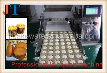 JT-400-T Wholesale cake making machine / small snack production line