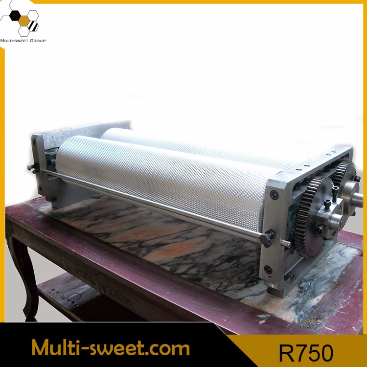 Hot sale Beekeeping Roller 250mm Manual Beeswax Comb Foundation Machine