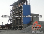 Electrically Calcined Anthracite Coal/ECA/GCA Using For Making Electrode Paste and Aluminium Industry--Wanboda Brand