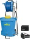 Rainmaker 20L Plastic Trolley Battery Powered Sprayer