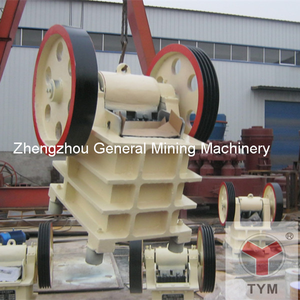 Most popular use PE600*900 diesel rock jaw crushers machine for sale