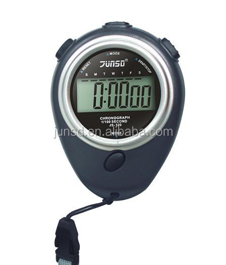 JUNSD simple pocket stopwatch for running