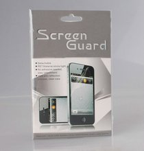 professional manufacturer produce Ultra clear lcd screen protector film for Huawei U8818(Ascend G300) shield skin