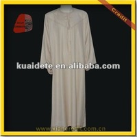 2014 newest Oman islamic abaya thobe