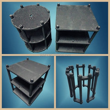 China customized great Resistance Isostatic carbon Graphite Plate