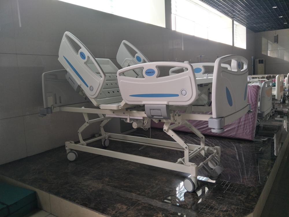 Cheap electric multifunctional hospital bed