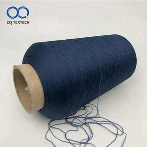 CQ High quality 40d/36f/1 dyed 100% nylon yarn for socks