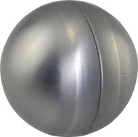 Factory wholesale ball tin / metal ball box / ball can / toy