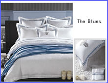 Hotel Bed Line Dobby Hotel Bedding Sets