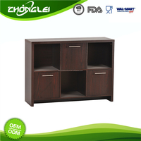 Top Grade Original Design BSCI Approved Factory Direct Price Fancy Wooden Tv Stand