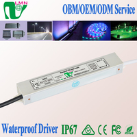 Factory price DC output 12/24V 30W Waterproof IP67 power supply