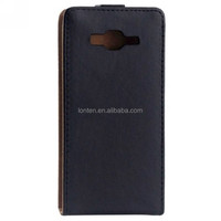 Hot Season Phone Case Vertical Flip Mobile Phone Leather Case for Samsung Galaxy Grand Prime / G530 / G5308W