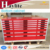 Metal tool box roller cabinet with tool set