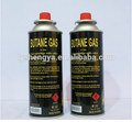 400ML power butane gas