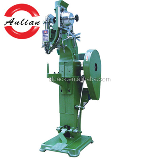China factory supply high quality medium tubular rivet machine