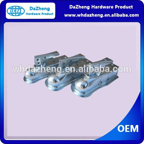 Lock Straight Trailer Parts Spares Coupler