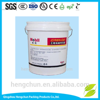 30L plastic paint packaging barrels