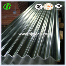 zink aluminum corrugated roofing sheets