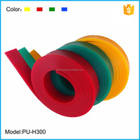 high quality casting squeegee rubber for electronic silk screen printing