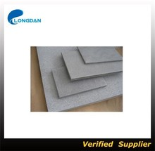 Fire rated Fiber Cement Board price / decorative wall panel / 3d wall panel