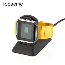 For Fitbit Blaze Charger Charging Stand Dock