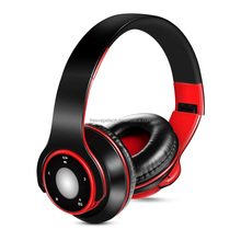 Foldable Stereo Wireless Headset Various Color Handsfree BT Headphone Set with SD Card Headphones Wireless