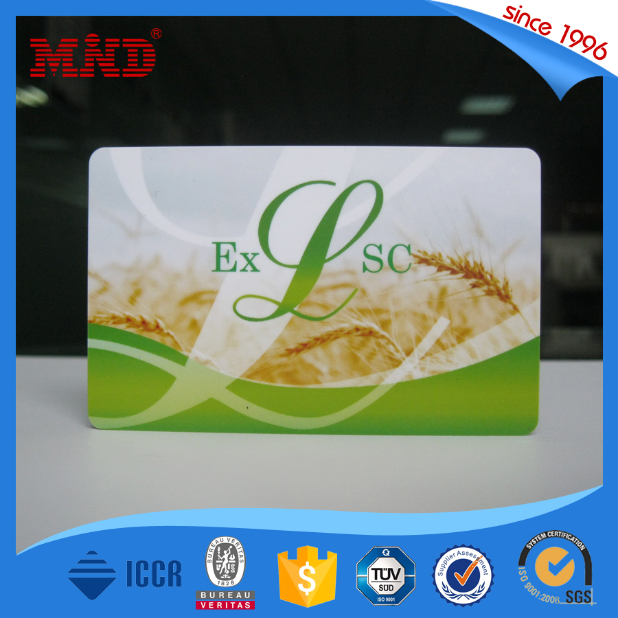 MDP100 NFC Card Full Color Read and Write Passive Antenna Card Chip Business for Wholesales