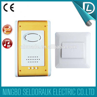 Rich experience in OEM voice cheap price factory offer wireless door bell ring