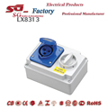 MULTI FUNCTION INDUSTRIAL SOCKET AND PLUG