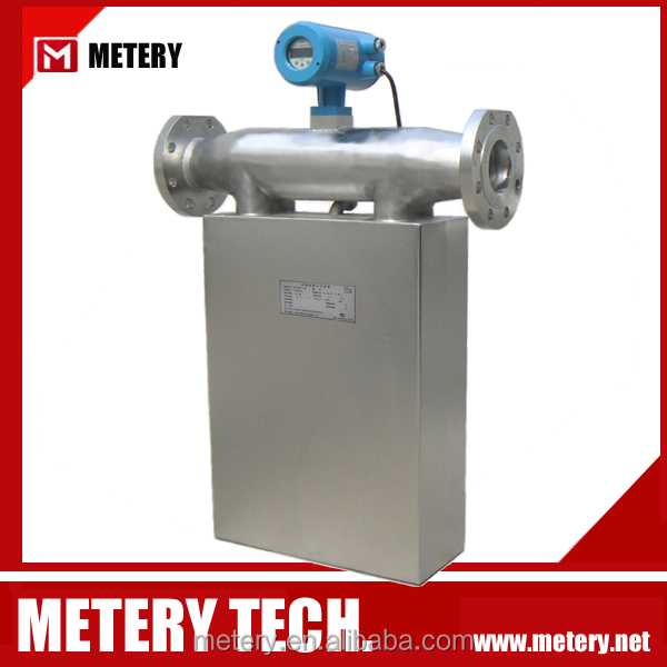 Compressed Air Flow Meter Metery Tech.China