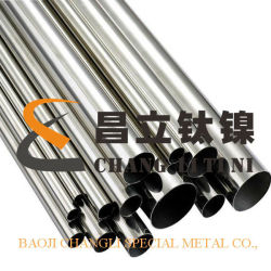 ASTM B862 GR2 welded titanium tube