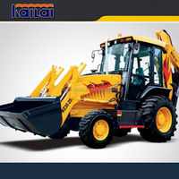 XCMG Small Garden Tractor Loader Backhoe