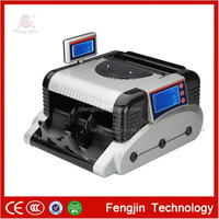 FJ08C HOTEST Money Counter money automatic cashier counterfeit detector