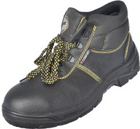 Mining personal protective equipment in industry, safety shoes