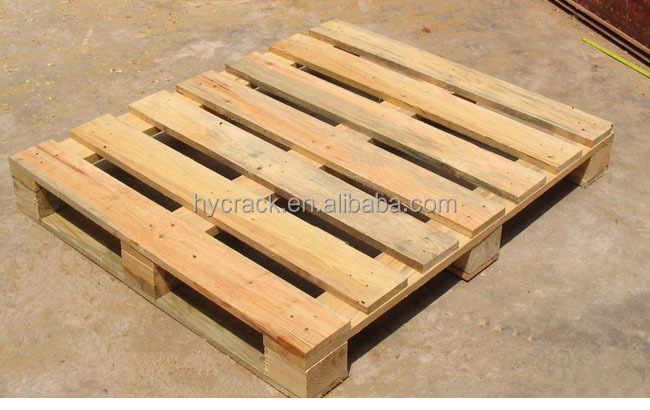 NEW design machine to make wood pallet wood pallet load capacity