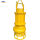 Electro submersible slurry pumps for mining and industry