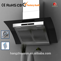 HOT wall mounted chimney hood (CE Approved)