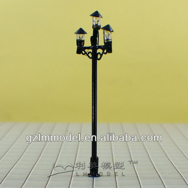 train layout lamp scale model light T50